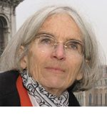 Donna Leon, author of Guido Brunetti novels.